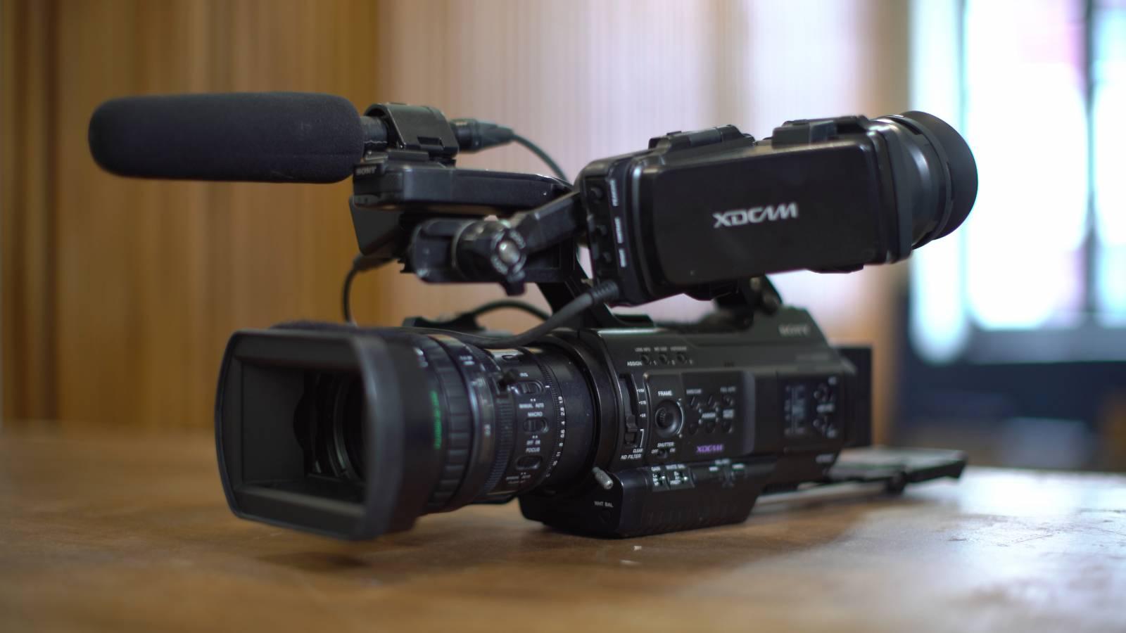 Caméra Sony Pmw300 En Location à Marseille La Prod Du Sud